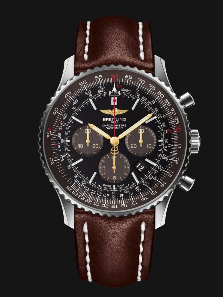 New - Breitling Navitimer 01 (46mm) - Swiss pilot's watch