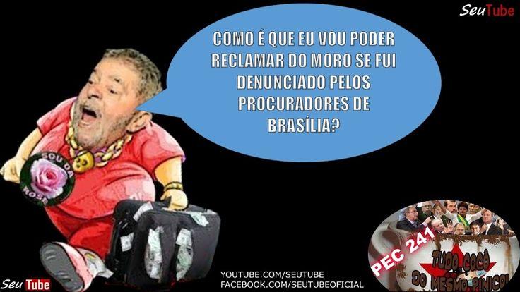 SEM SAÍDA! O cerco se fecha para LULA e PSDB entra na MIRA! Pec 241, Se ...