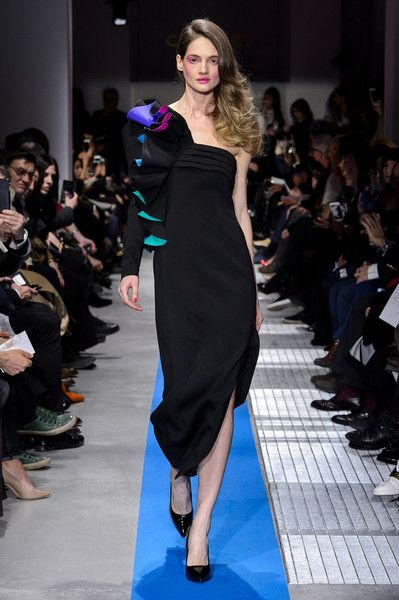 Capucci at Milan Fashion Week Fall 2017 - Runway Photos