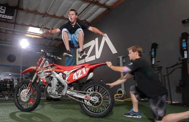 Motocross Training at EZIA Human Performance