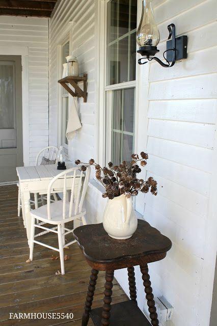 Our Farmhouse Front Porch