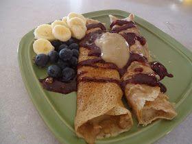 Today's Daniel Fast Recipe: Whole Wheat Crepes