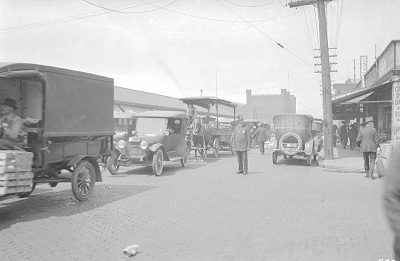 Pike Place, 1919