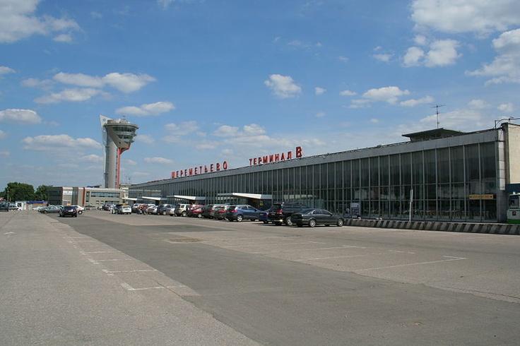 Sheremetyevo International Airport(SVO) (Russia)