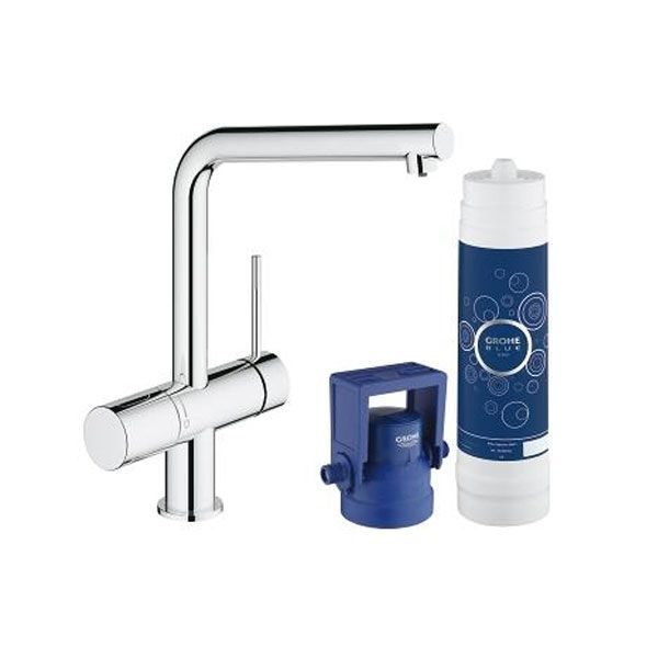 GROHE MINTA BLUE PURE STARTER KIT
