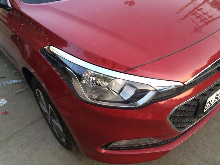 #Car_Chrome_Accessories online for Elite I20 check on Carplus.