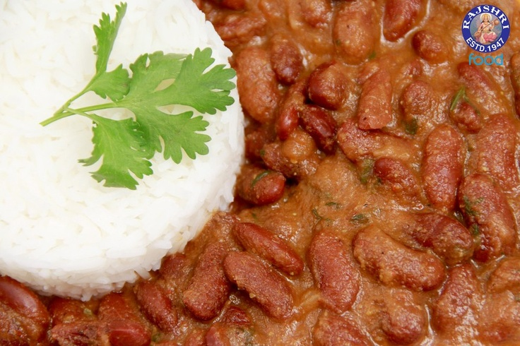 Rajma - Kidney Beans #Curry #Indian #Vegetarian #Recipe by Ruchi Bharani