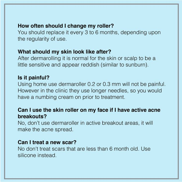 We get many questions on microneedling treatments - here are the most popular, but if you do have any of your own, comment below! #dermacaredirect #microneedling #skincare