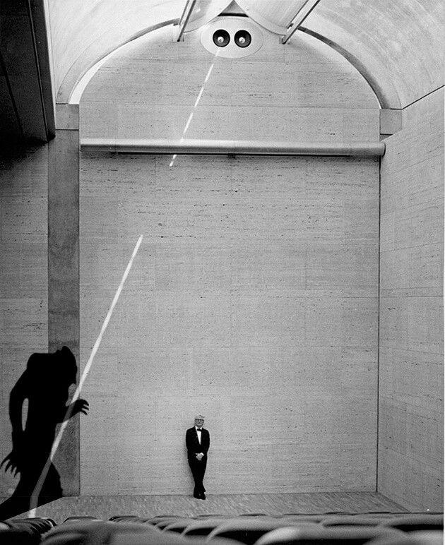 Nosferatu vs Louis kahn  kimbellartmuseum architecture pt. 2