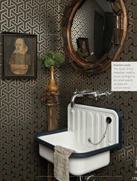 Quelques idées de lavabo vintage | BricoBistro