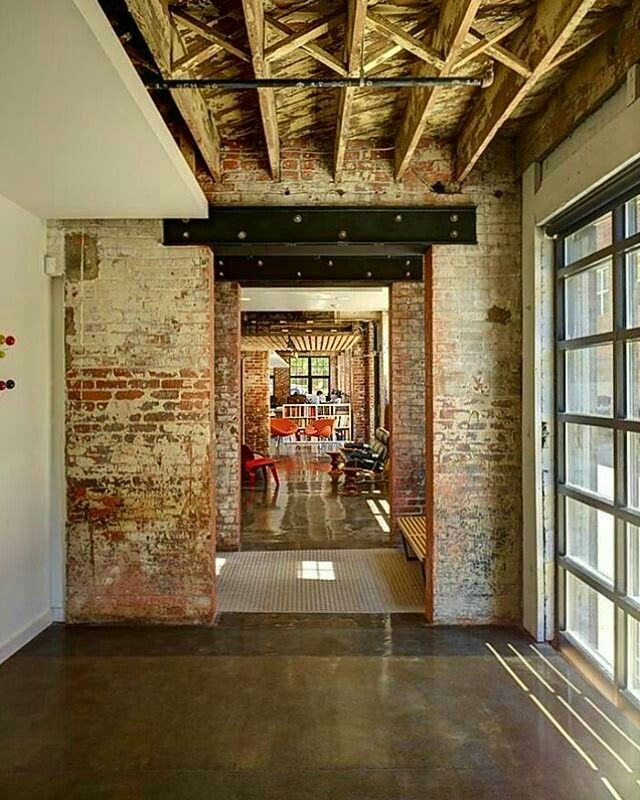 40 Incredible Lofts That Push Boundaries: 1000+ Ideas About Warehouse Loft On Pinterest