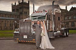 American Truck Hire for Weddings