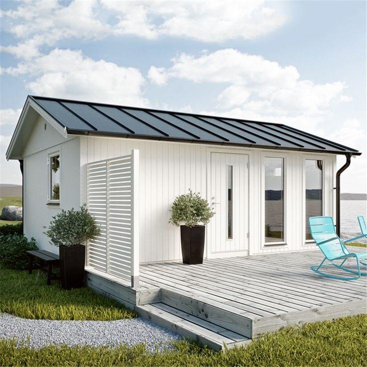Stuga Jabo Flex Paket 25 m² - Stugor - Stugor & Friggebodar - Bygghemma.se