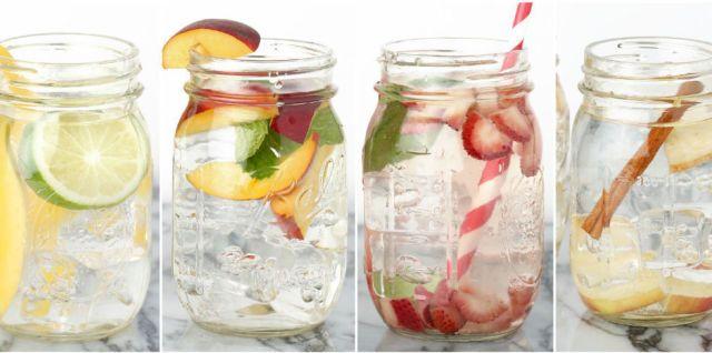 8 manieren om je water meer smaak te geven -Cosmopolitan.nl