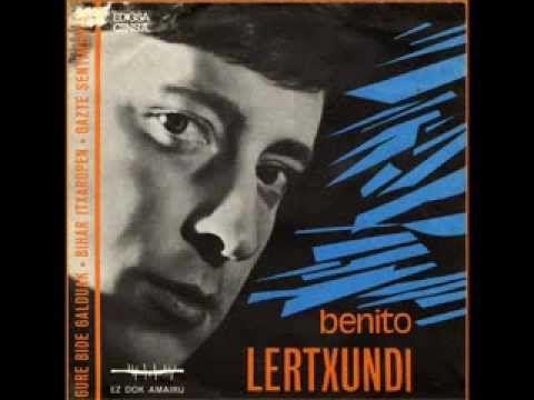 Gure bide galduak, Benito Lertxundi (Benito Lertxundi, 1967)
