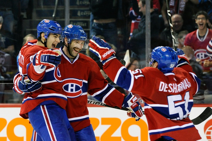 Should the Montreal Canadiens break up their top line?