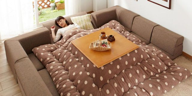 This Japanese Invention Means You Never Have to Leave Your Warm Bed  - CountryLiving.com