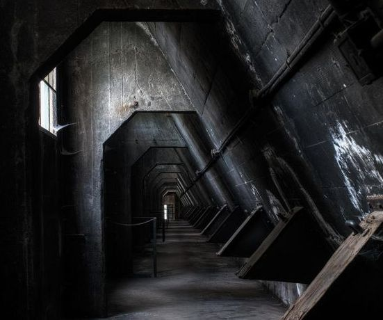 It's not surprising that the inside of coal bunkers were black, with particles of coal sticking to the floor, the walls and the ceiling!   To find out more about coal and its various origins and uses please visit our website: http://www.swannscoalsupplies.co.uk/index.php?webpage=house_coals.html  Charles Swann (Walsall) Ltd Old Landywood Lane Essington Wolverhampton WV11 2AP  Tel: 01922 408152