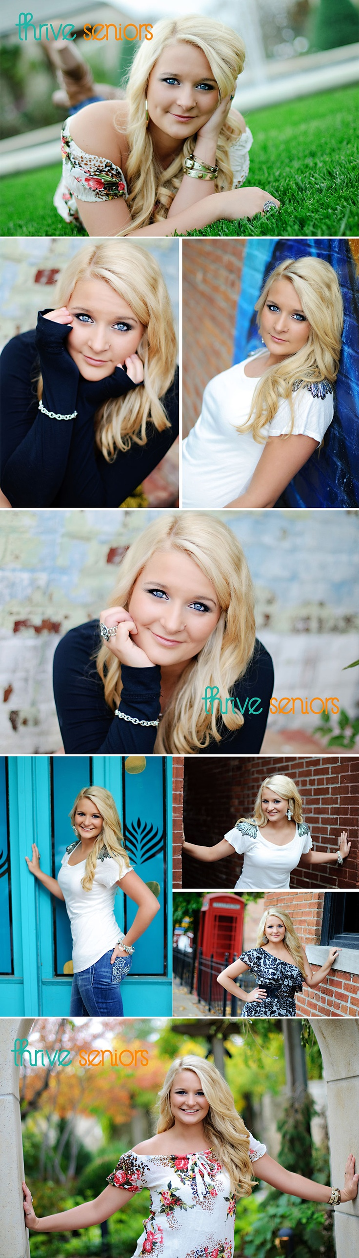 Kansas City High School Senior Photographer | THRIVE SENIORS | ww.thriveseniors.com