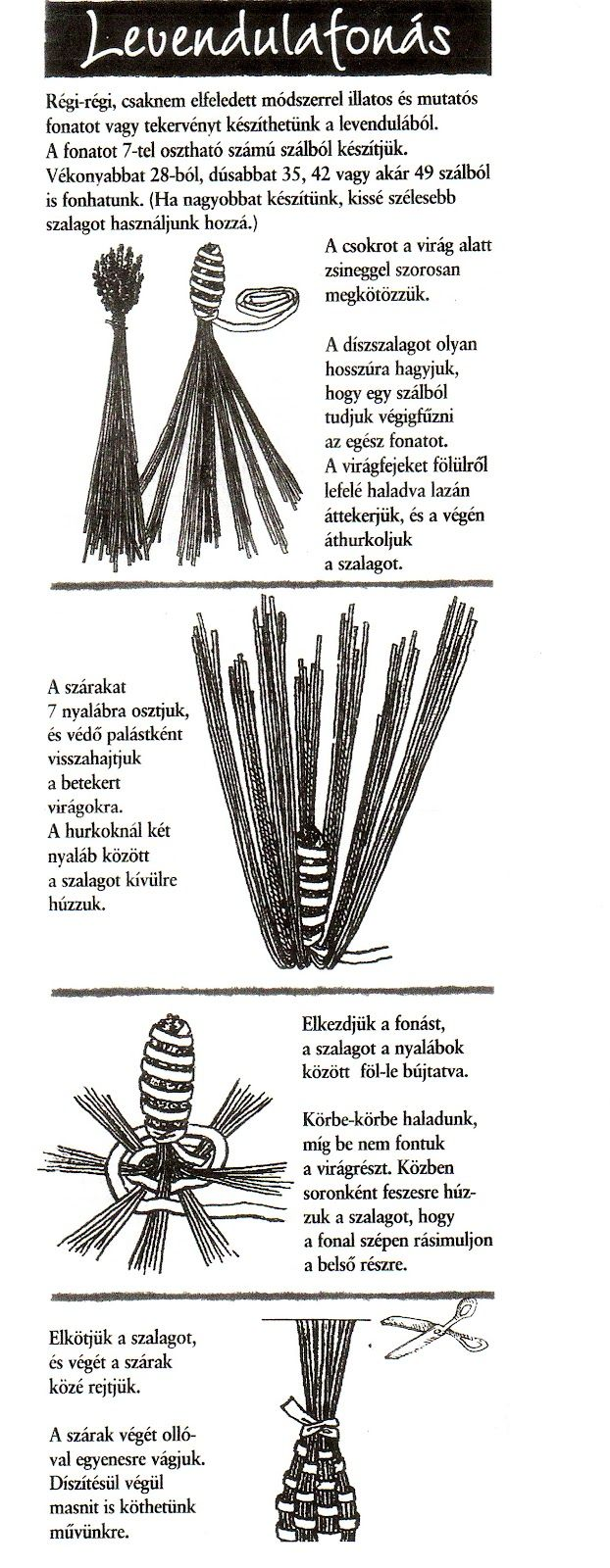 lavender wand alternative