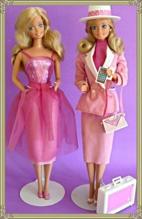 barbie 80er