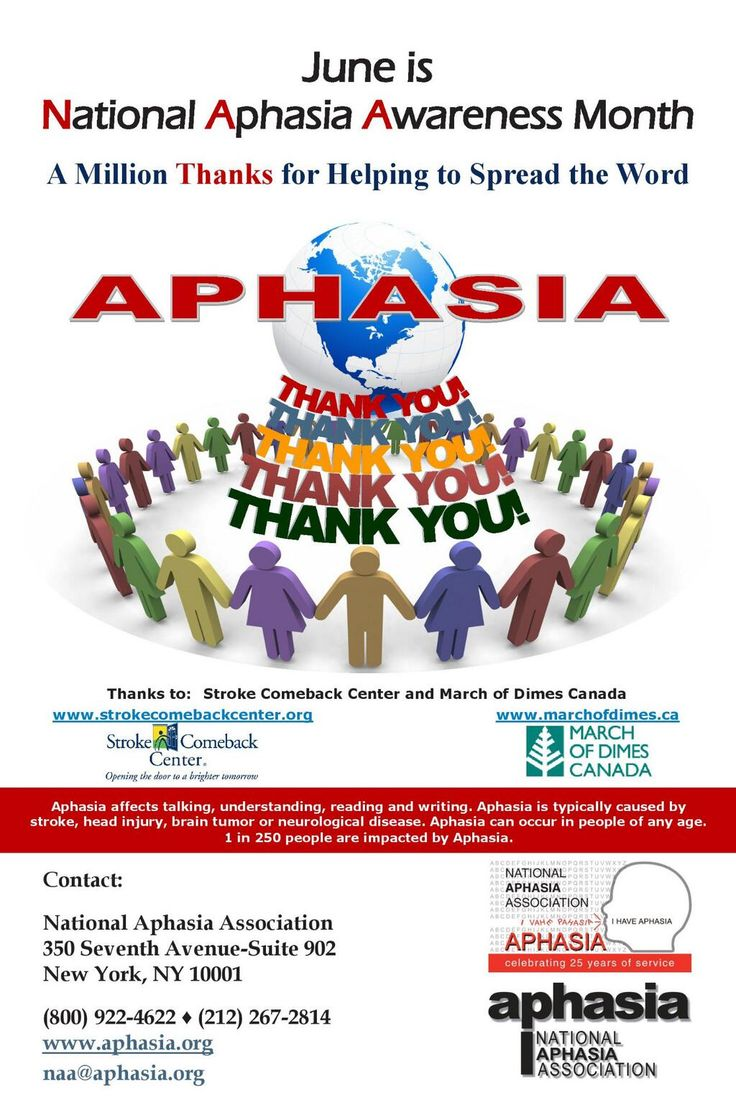 about aphasia Everybody loves films, so do we meanwhile speechless is not done, we encorouge you to learn about aphasia watching other movies here you have 5 good ones.