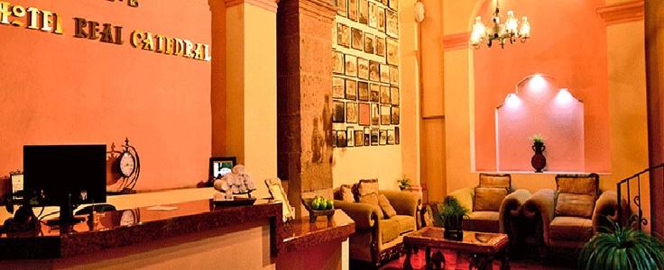 Las instalaciones de Real Catedral constan con todos lo servicios que neceites, cerca del centro de México, en Pachuca, Hidalgo. Un hotel con espíritu.