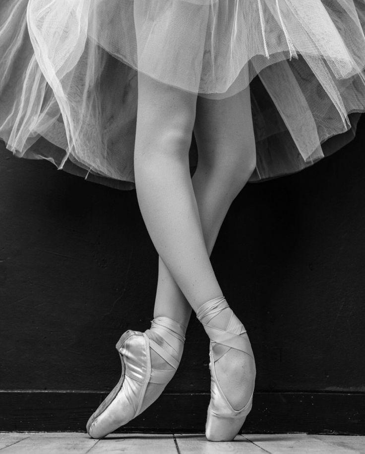 фотографии балерин пуантах