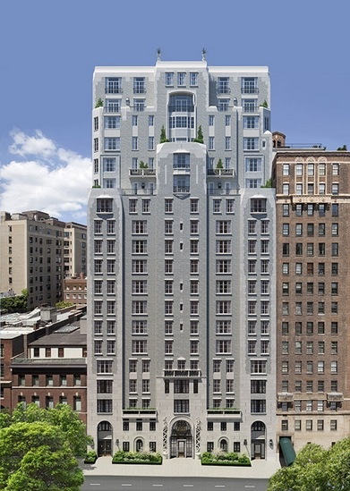 Revealed: East 79th's New Homage to Old Upper East Side