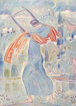 ΚΩΝΣΤΑΝΤΙΝΟΣ ΠΑΡΘΕΝΗΣ(1916-1967)  Ορφεας νυκτερινος