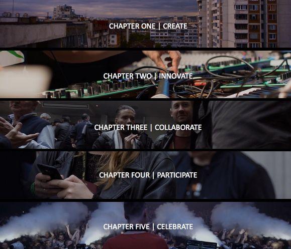 Mira aquí RESONATE, el documental del Amsterdam Dance Event 2015