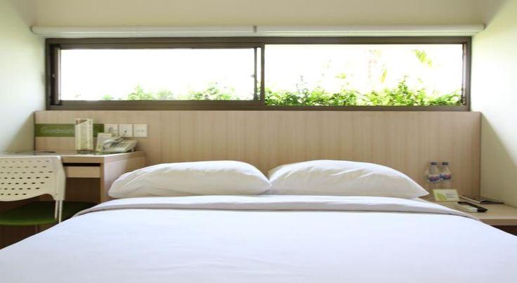 Grandmas Tuban Hotel Bali - Bedroom #Bali #Hotel