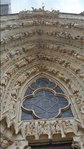 Cathédrale Notre-Dame de Reims în Reims, Champagne-Ardenne
