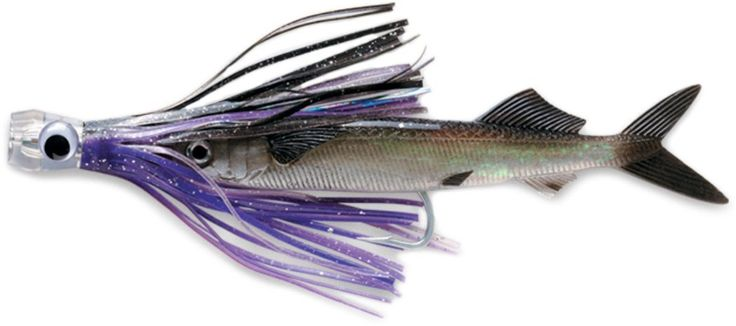 Williamson Ballyhoo Combo - Rigged Fishing Lures -- Want additional info? Click on the image.
