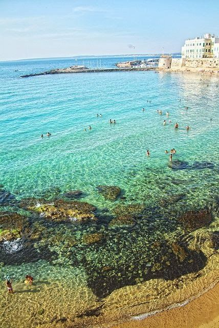 Otranto is a town and in the province of Lecce, Italy in a fertile region once famous for its breed of horses @Sam Taylor Boyd