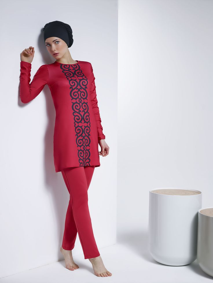 Tam Kapalı Mayo, Tesettür Giyim Modası,2015 Haşema Modelleri, Muslim Swimwear, Burkini, www.mayovera.com