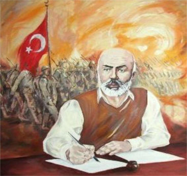 Vatan Şairimiz Mehmet Akif Ersoy'un hayatından kısa ama çarpıcı kesitler eşliğinde Mehmet Akif'teki milli mücadele ruhu ve duası.