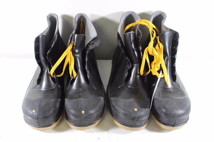 Onguard Industries Steel Toe Rubber Work Boots w/Steel Shank Mens Size11
