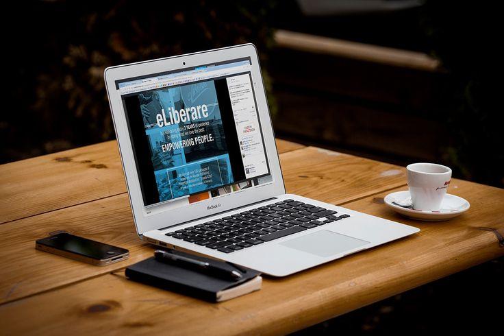 eLiberare - sharable graphics on Behance
