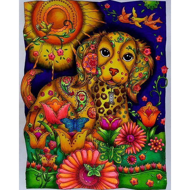 Inspirational Coloring Pages By Vddeguzman Inspirao Coloringbooks Livrosdecolorir Cachorrinho Pet