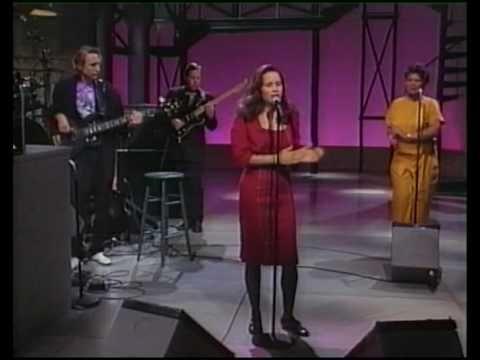 ▶ 10000 Maniacs (Natalie Merchant) Trouble Me Live on US TV - YouTube