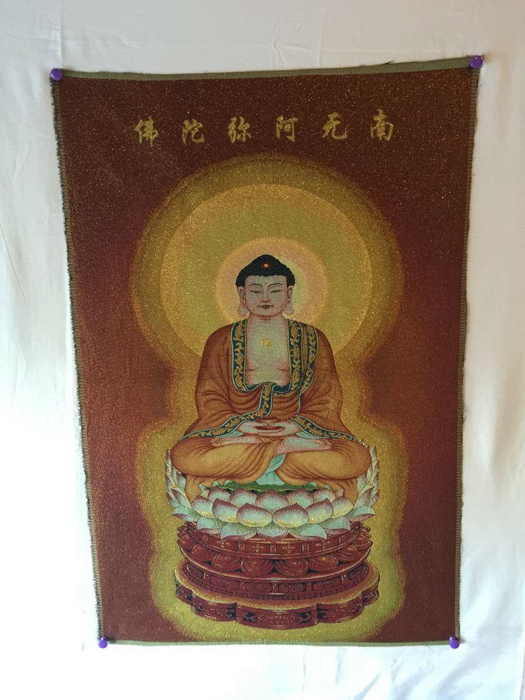 Buddha Shakyamuni Wearing Monk's Clothes