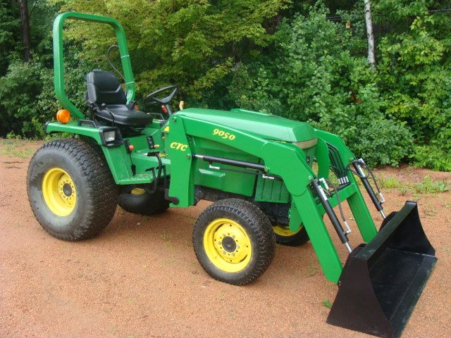 The John Deere 955 One Of Best Utility Tractors Made In My Opinion