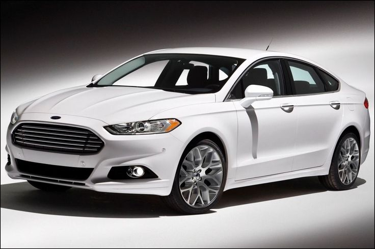 2013 ford Fusion All Wheel Drive