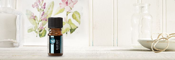 New PURE™ Blue Heat Soothing Essential Oil Blend ...