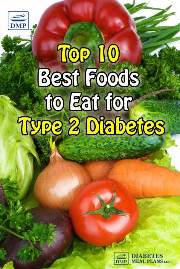 Top 10 Best Foods To Eat For Type 2 Diabetes Https