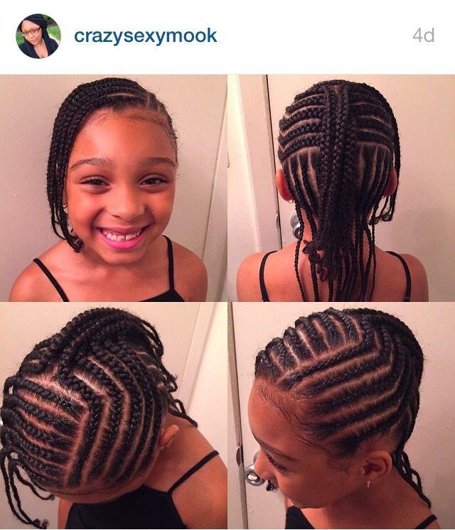 Kids braid