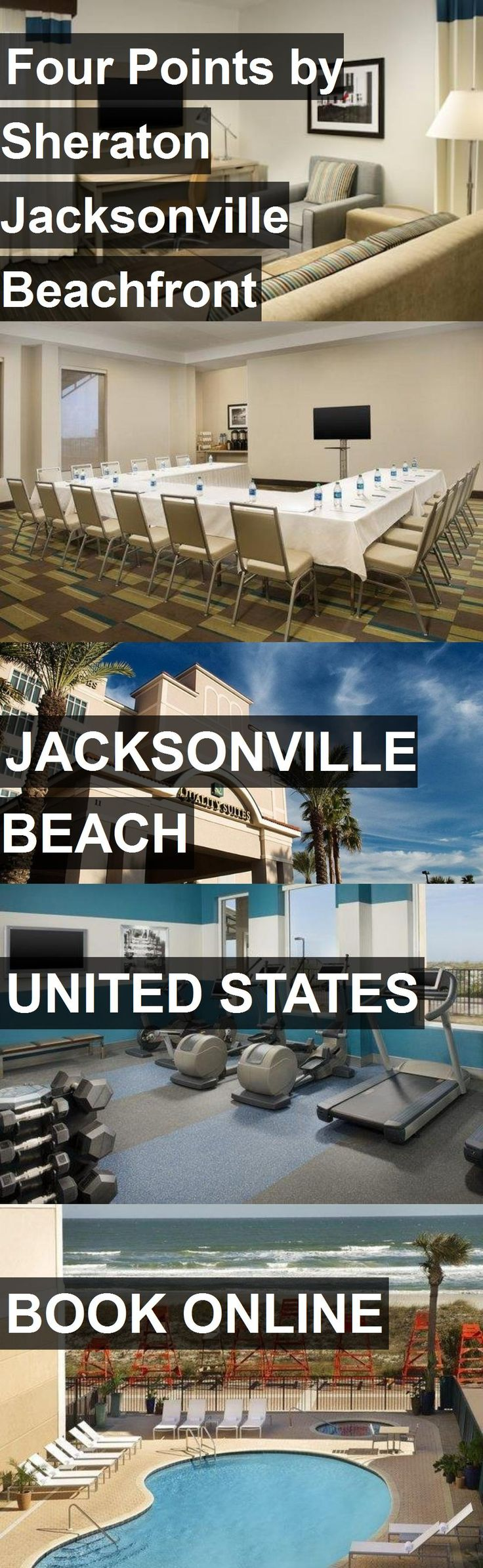 Hotel Four Points by Sheraton Jacksonville Beachfront in Jacksonville Beach, United States. For more information, photos, reviews and best prices please follow the link. #UnitedStates #JacksonvilleBeach #travel #vacation #hotel