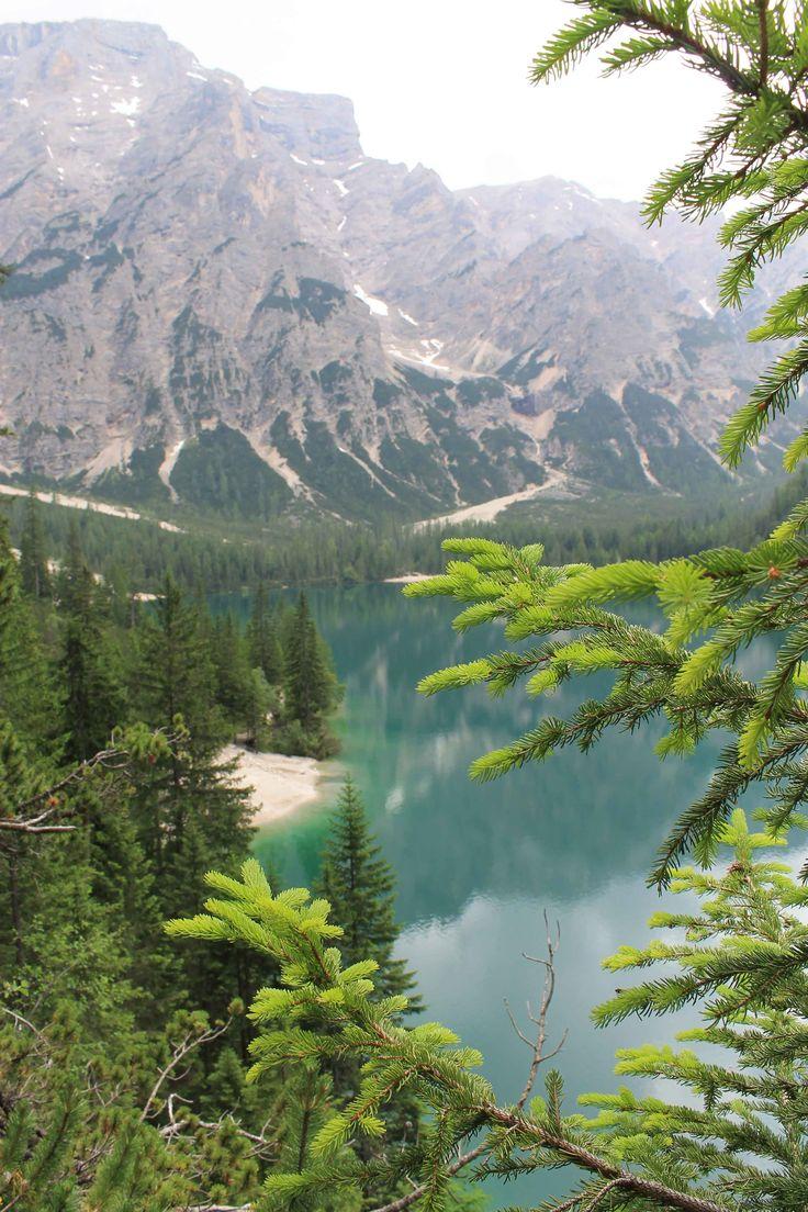 Lago di Braies - Dolomieten