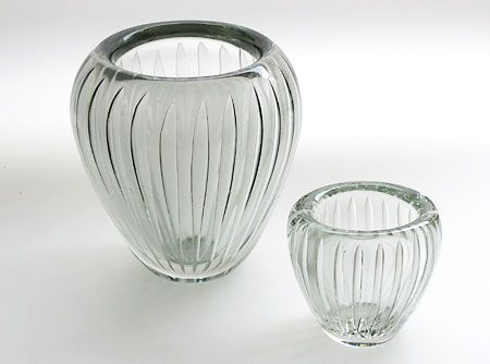 Kaisla vases by Kaj Frank 1950's
